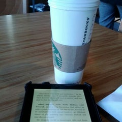 Photo taken at Starbucks by Gibster on 3/20/2012