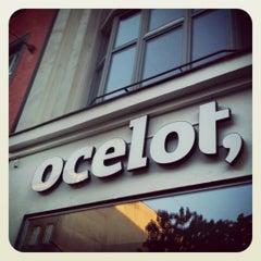 Das Foto wurde bei ocelot, not just another bookstore von Katja S. am 8/13/2012 aufgenommen