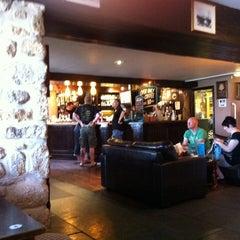 Photo taken at The Lifeboat Inn by Olga B. on 6/26/2011