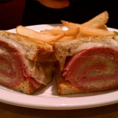 Photo taken at TooJay's Gourmet Deli by Katelyn F. on 9/26/2011