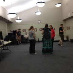 Photo taken at Kings Park Library by Jacinda on 8/30/2012