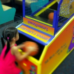 Photo taken at Chuck E. Cheese's by eric b. on 5/7/2012