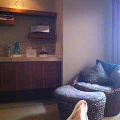 Photo taken at Stephanies Spa Retreat by Brooke D. on 10/9/2011
