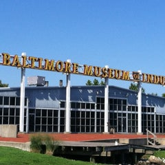Photo taken at Baltimore Museum Of Industry by Greg S. on 8/18/2012