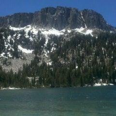 Photo taken at McLeod Lake by Megan B. on 6/7/2012