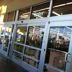 Photo taken at Walmart by Blair S. on 5/24/2012
