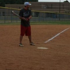 Photo taken at Appling Field Softball Complex by Shannan W. on 7/9/2012