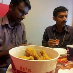 Photo taken at KFC by Akhil S. on 5/22/2012