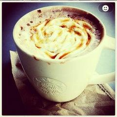 Photo taken at Starbucks by Heriel Jude on 9/12/2012