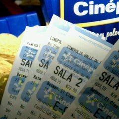 Photo taken at Cinépolis by David G. on 7/27/2012
