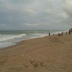 Photo taken at Pantai Batu Buruk by Rosniza H. on 2/5/2012