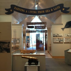 Photo taken at Maine Maritime Museum by Carmen D. on 9/1/2012