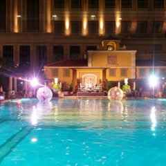 Photo taken at The Venetian Pool by Phil on 7/27/2012