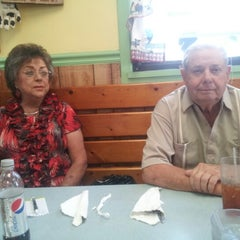 Photo taken at Dimitri's Farmer's Market Restaurant by Jen A. on 7/27/2012