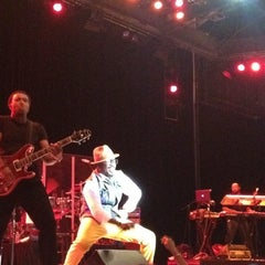 Photo taken at Chastain Park Amphitheater by Anisah H. on 8/13/2012
