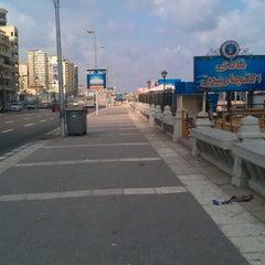 Photo taken at Corniche by Marwa G. on 6/22/2012