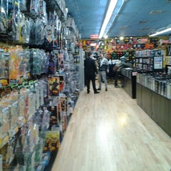 Photo taken at Midtown Comics by CJ H. on 2/24/2012