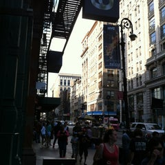 Photo taken at Gap by Brandon B. on 6/6/2012