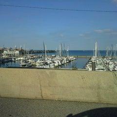 Photo taken at Lake Shore Drive by Nara H. on 8/7/2012