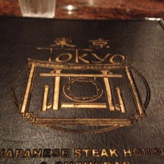 Photo taken at Tokyo Japanese Steak House & Sushi Bar by Todd K. on 5/30/2012