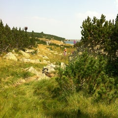 Photo taken at вр. Безбог, 2645м / Bezbog peak, 8677ft by Oleg B. on 8/25/2012