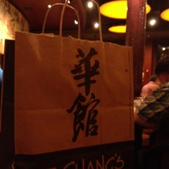 Photo taken at P.F. Chang's by Geetanjali on 9/1/2012