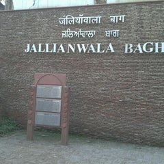 Photo taken at Jallianwala Bagh | जलियांवाला बाग by Subhadeep B. on 9/1/2012