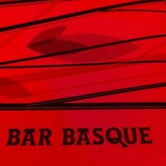 Photo taken at Bar Basque by Dave K. on 2/29/2012