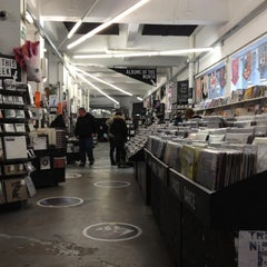 Photo taken at Rough Trade East by Matthieu V. on 4/9/2012