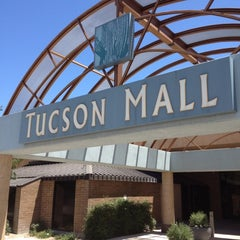 Photo taken at Tucson Mall by Erik G. on 5/28/2012