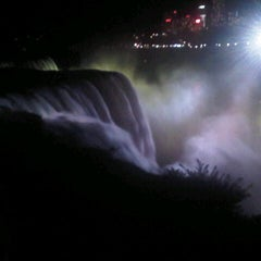 Photo taken at Niagara Falls (American Side) by Jason M. on 7/28/2012