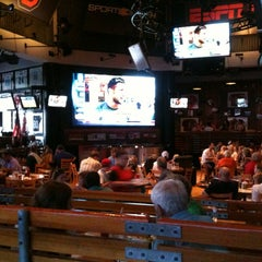 Photo taken at ESPN Club by MouseSurplus on 7/27/2012