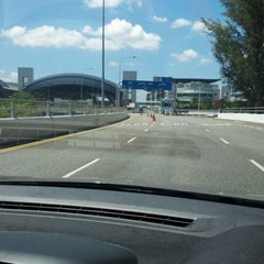 Photo taken at Tuas Checkpoint (Second Link) by Gideon S. on 2/8/2012