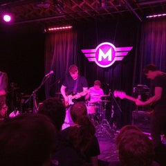 Photo taken at Motorco Music Hall by Bryan on 4/9/2012