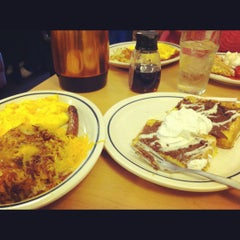 Photo taken at IHOP by Andrew B. on 4/21/2012