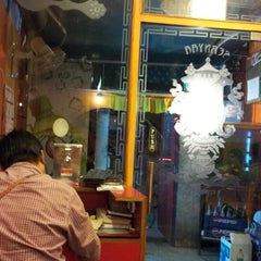 Photo taken at Sernyaa Tibetan Chinese Restaurant by Atanu S. on 9/12/2012