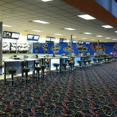 Photo taken at Buffaloe Lanes Erwin Bowling Center by Ricky B. on 3/1/2012