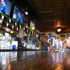 Photo taken at A.J. Hudson's Public House by Andrew K. on 6/18/2012
