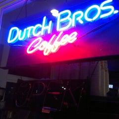 Photo taken at Dutch Bros. Coffee by Annissa I. on 7/14/2012