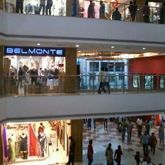 Photo taken at P&M Mall by Ramesh S. on 3/11/2012