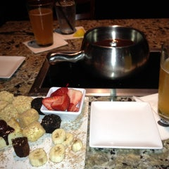 Photo taken at The Melting Pot by Allison on 9/9/2012