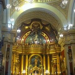 Photo taken at Iglesia San Pedro de Lima by Jose Antonio M. on 5/5/2012