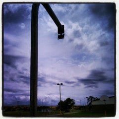 Photo taken at First Flight Middle School by James Davalos on 7/22/2012