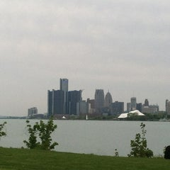 Photo taken at Belle Isle Park by Amanda A. on 5/6/2012