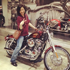 Photo taken at Trev Deeley Motorcycles by Mike B. on 3/23/2012