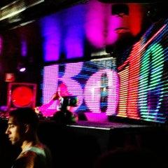 Photo taken at Boite Live by Rubén H. on 9/1/2012