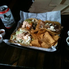 Photo taken at Bull Taco by Grant M. on 8/15/2012