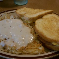 Photo taken at Denny's by Kim W. on 7/15/2012