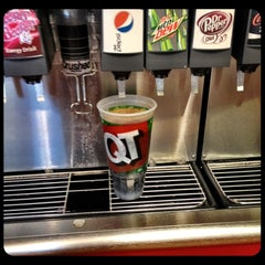 Photo taken at QuikTrip by Brian L. on 8/19/2012