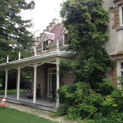 Photo taken at Sunnyside: Home of Washington Irving by Harry A. on 8/11/2012